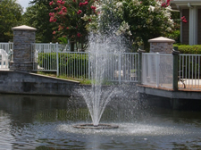 fountains for lakes